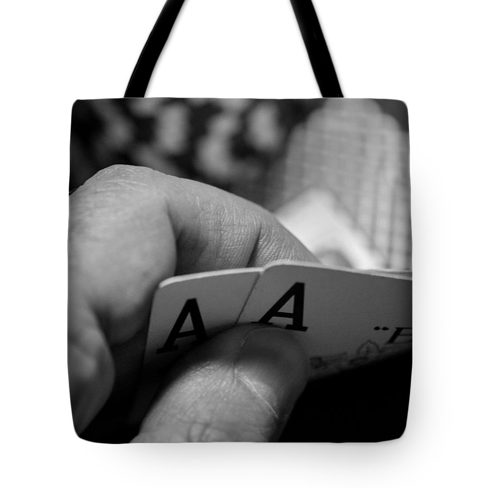 Monochrome Tote Bag featuring the photograph It Doesnt Matter What Color They Are by Alex Lapidus