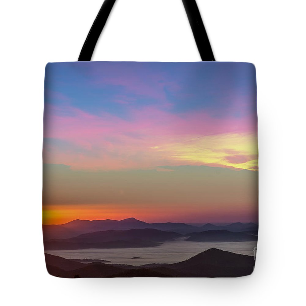 Landscape Tote Bag featuring the photograph Its A Dream. by Itai Minovitz