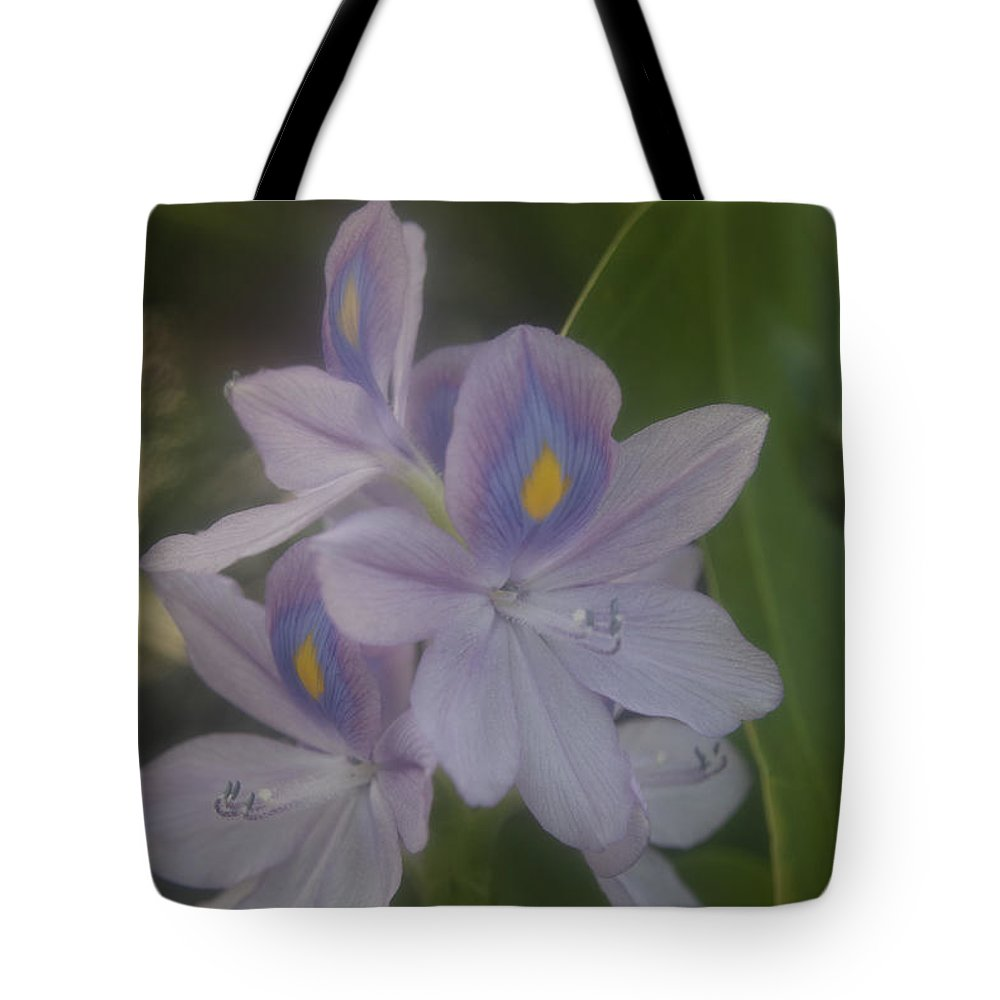 Floating Tote Bag featuring the photograph Java Gardens by Miguel Winterpacht