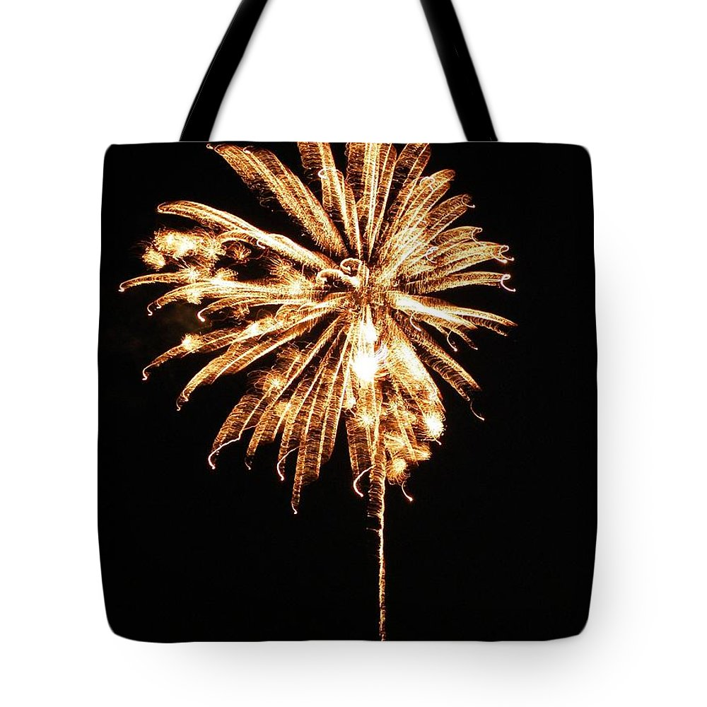 July Fourth Tote Bag featuring the photograph July Fourth 2012 P by M Brandl