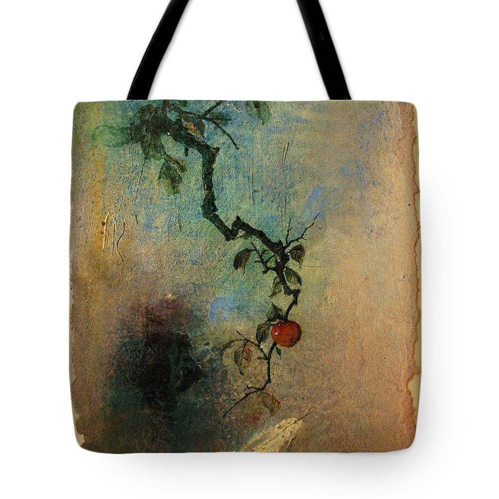 U.s.pd Tote Bag featuring the painting Kaki by Reproduction