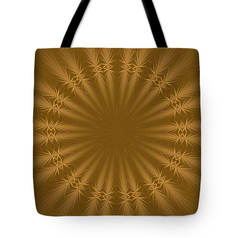 Kaleidoscope Tote Bag featuring the photograph Kaleidoscope 33 by Lena Photo Art