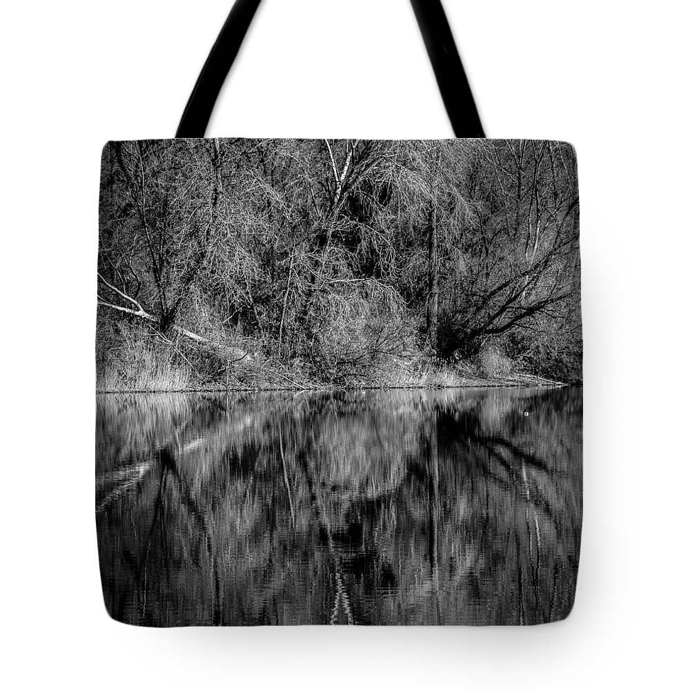 Gigimarie Tote Bag featuring the photograph Kaleidoscope by Gina Herbert