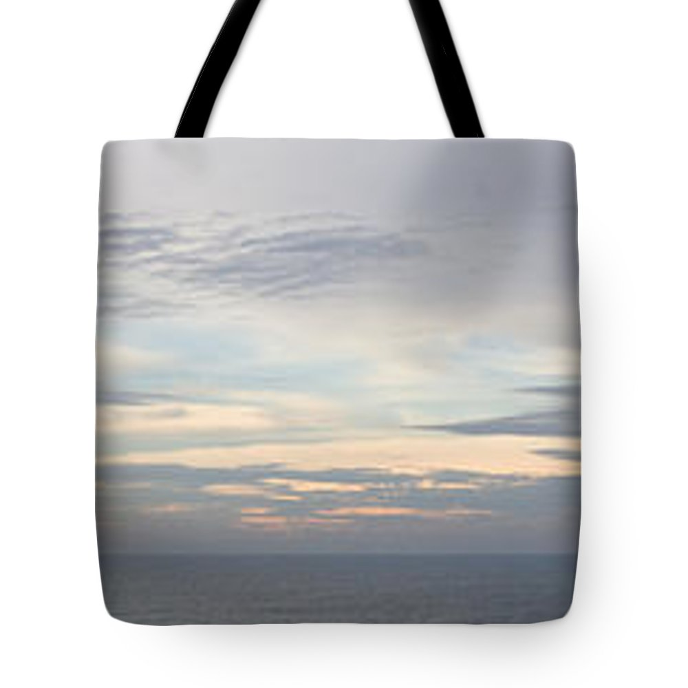 India Tote Bag featuring the photograph Kerala Pano by Sonny Marcyan