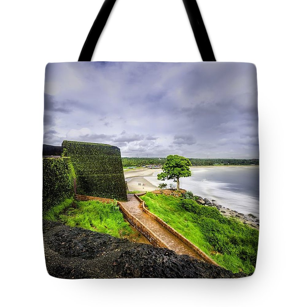 Kerala Tote Bag featuring the photograph Kerala by FL collection