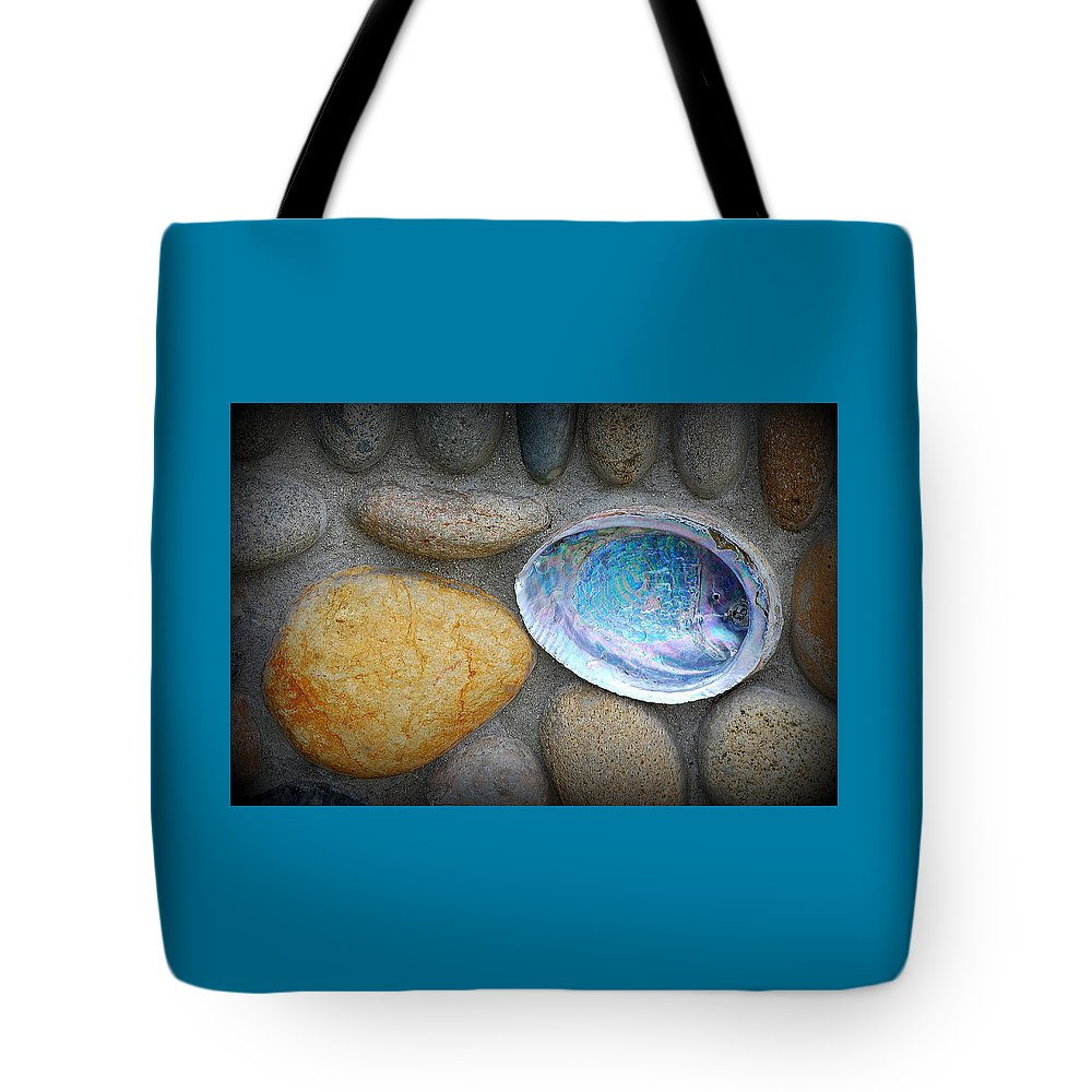 Masonry Tote Bag featuring the photograph La Jolla by Stan Askew