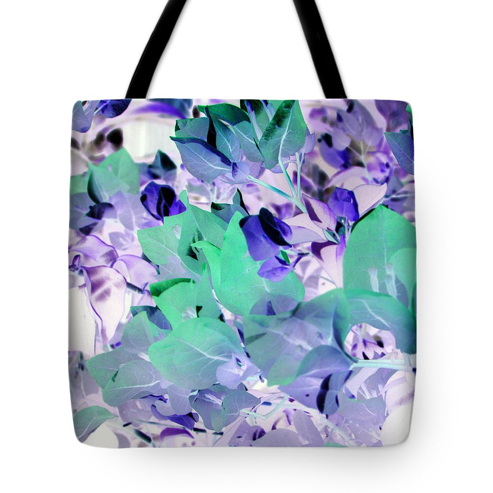 Pink Tote Bag featuring the photograph Lace by Debi Singer