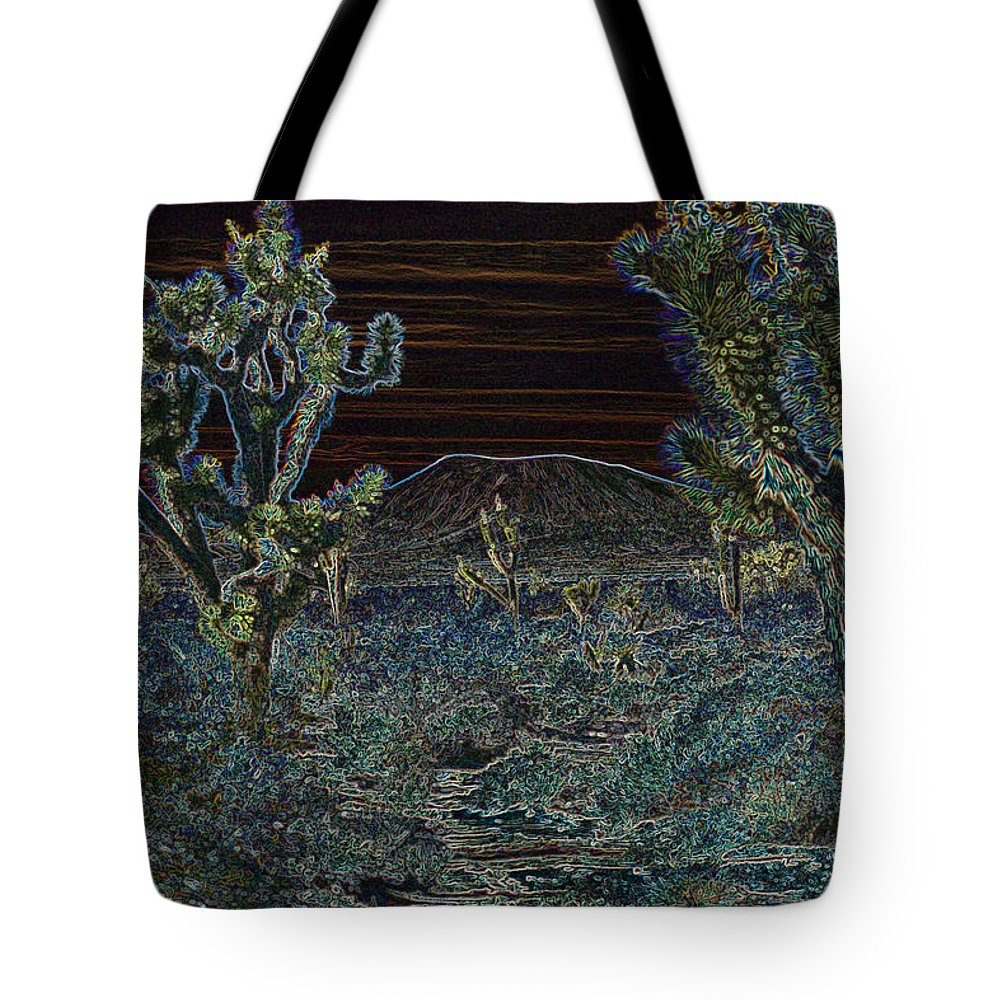 Landscape Tote Bag featuring the photograph Landscape 4-2 by Andy Shomock