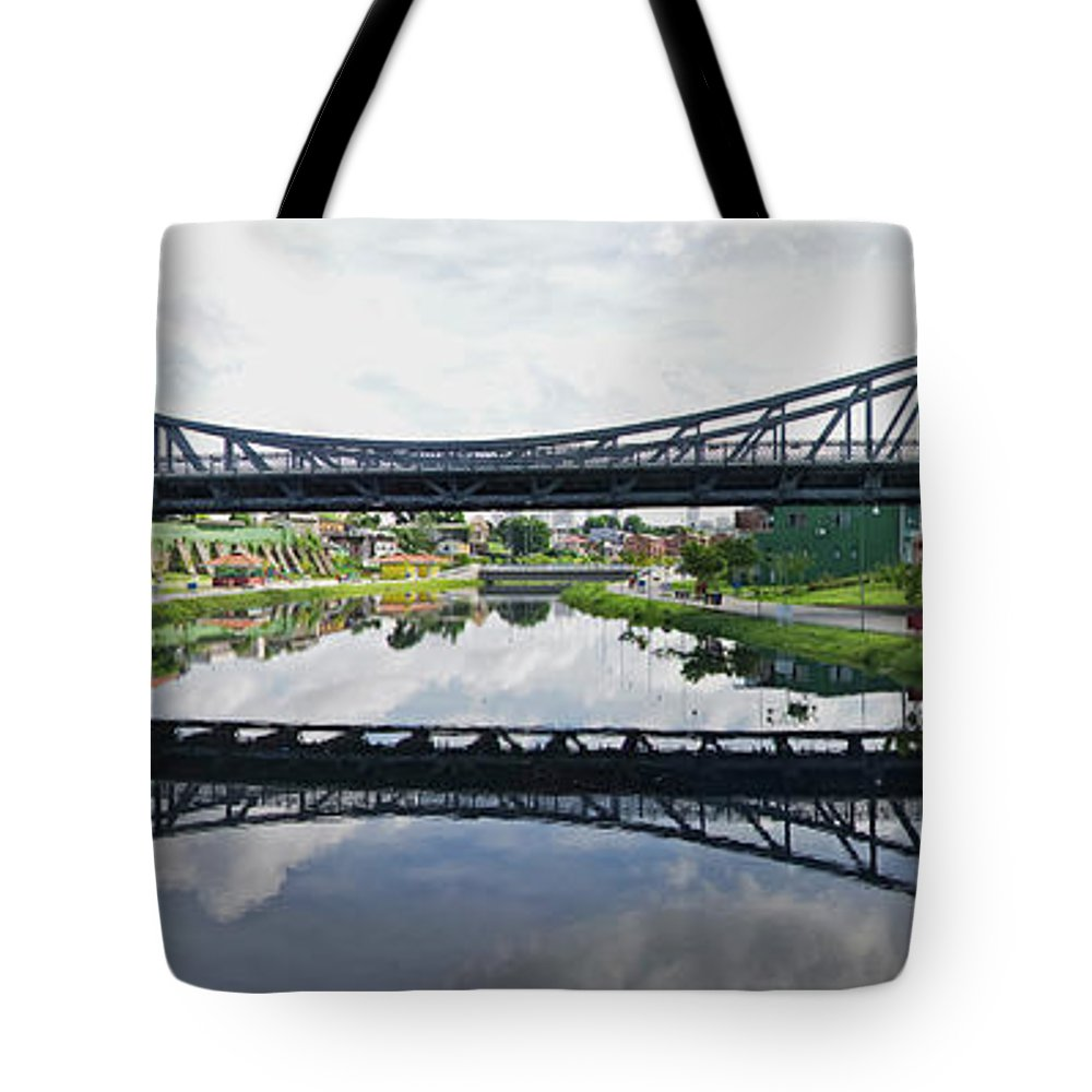 Tranquility Tote Bag featuring the photograph Largo Do Mestre Chico by Image By Ramesh Thadani
