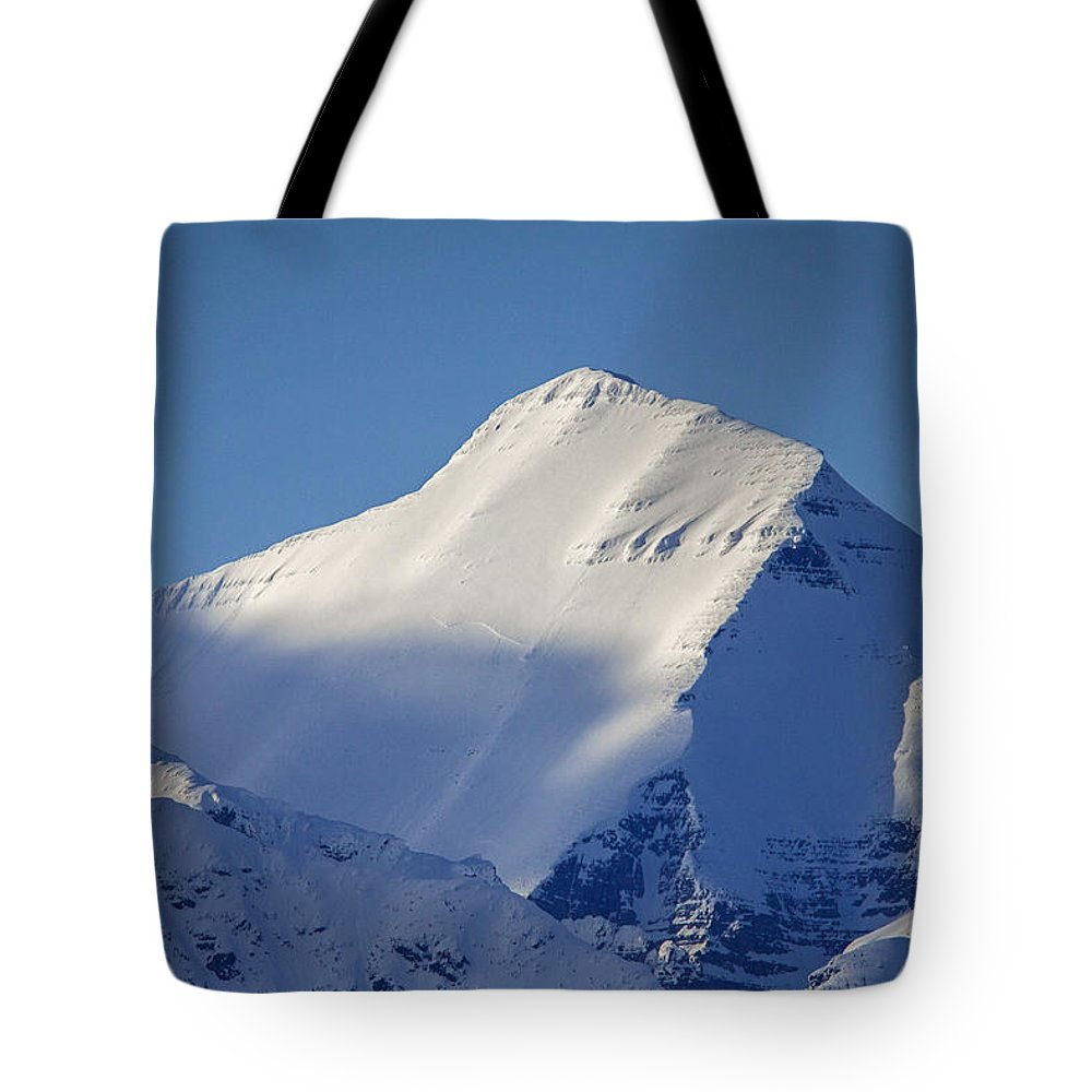 Mountain Tote Bag featuring the photograph Last Light Of The Day by Jack Bell
