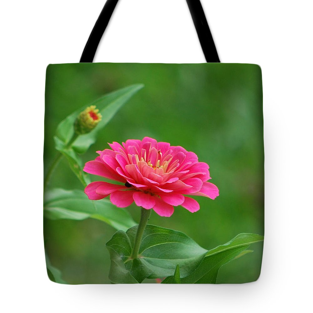 Pink Tote Bag featuring the photograph Legacy by Bob Sample