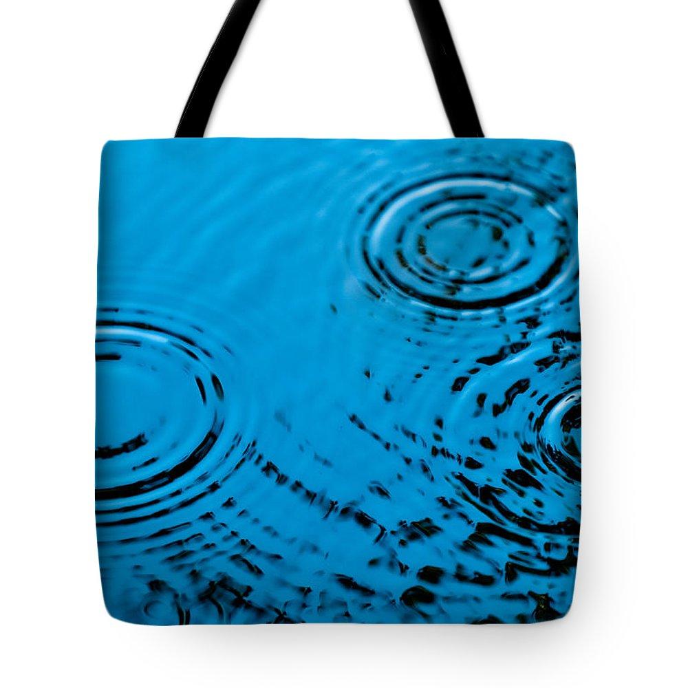 Rain Tote Bag featuring the photograph Let It Rain by Debi Bishop