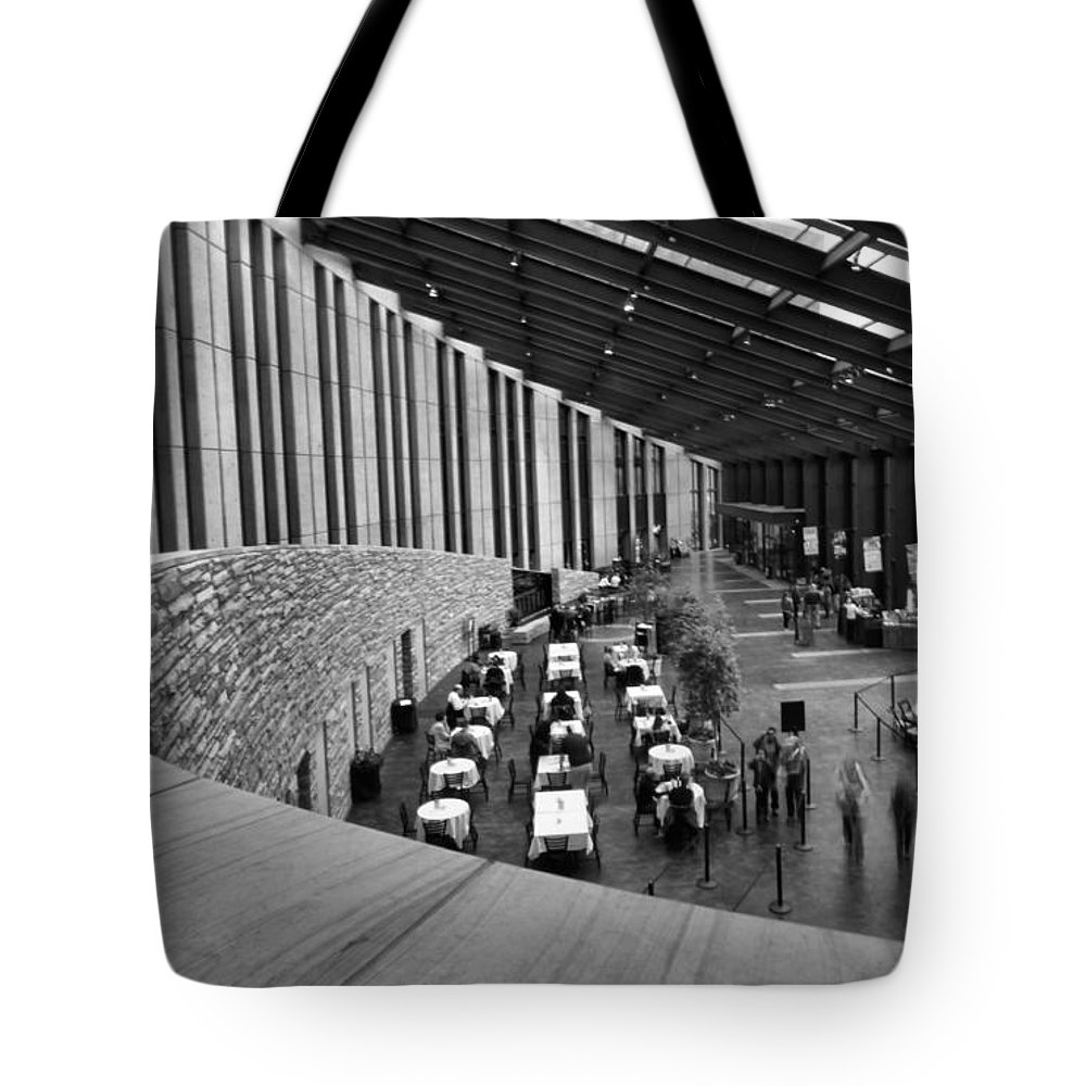 Lifes A Blur Tote Bag featuring the photograph Lifes A Blur by Dan Sproul
