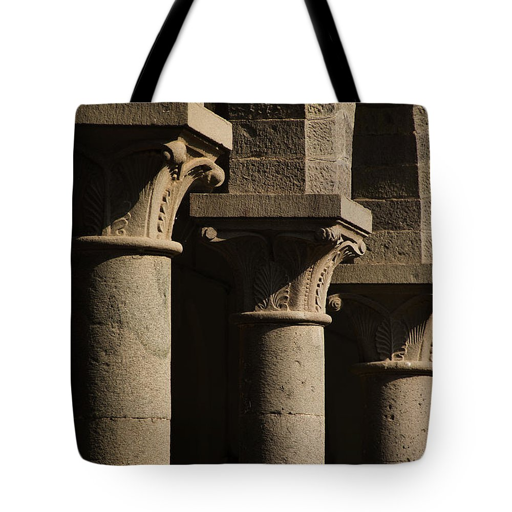 Background Tote Bag featuring the photograph Light N Shadow by Kiran Joshi