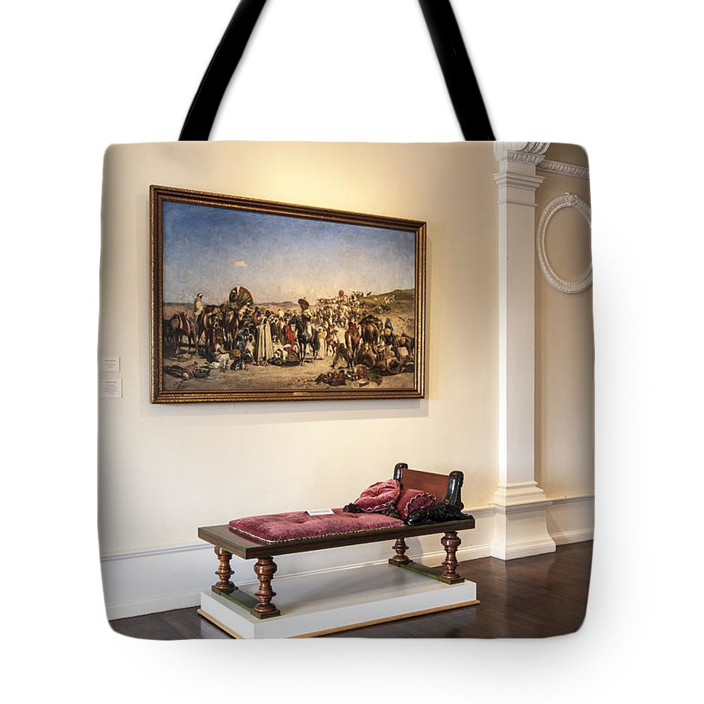 Lightner Museum Tote Bag featuring the photograph Lightner Museum 6 by Rich Franco