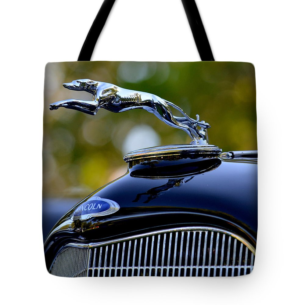 Tote Bag featuring the photograph Lincoln by Dean Ferreira