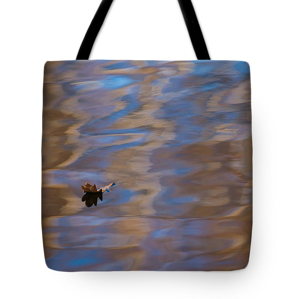 Abstract Tote Bag featuring the photograph Little Navy - Santa Maria - Featured 2 by Alexander Senin