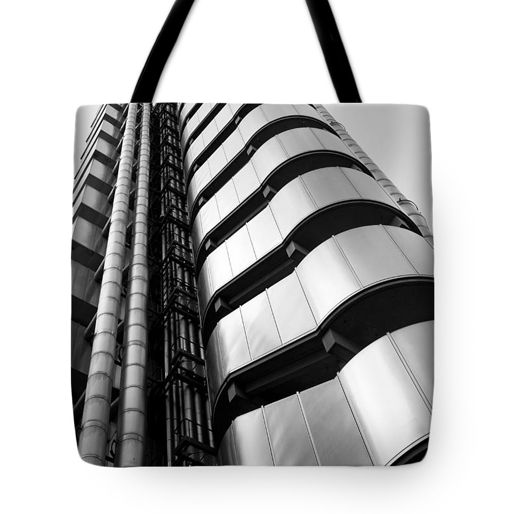 Lloyds Tote Bag featuring the photograph Lloyd's Of London 04 by Rick Piper Photography