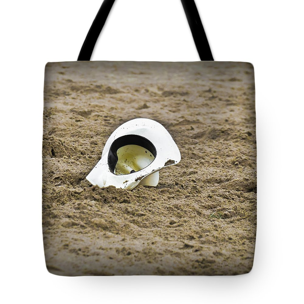 Stetson Tote Bag featuring the photograph Lone Cowboy Hat by Gary Keesler