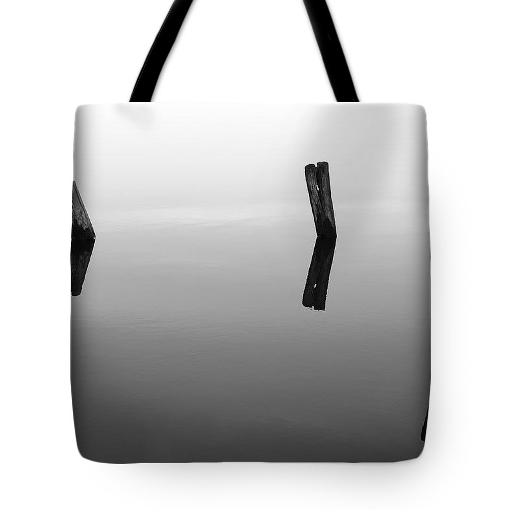 Minimal Tote Bag featuring the photograph Long Forgotten by Luke Moore