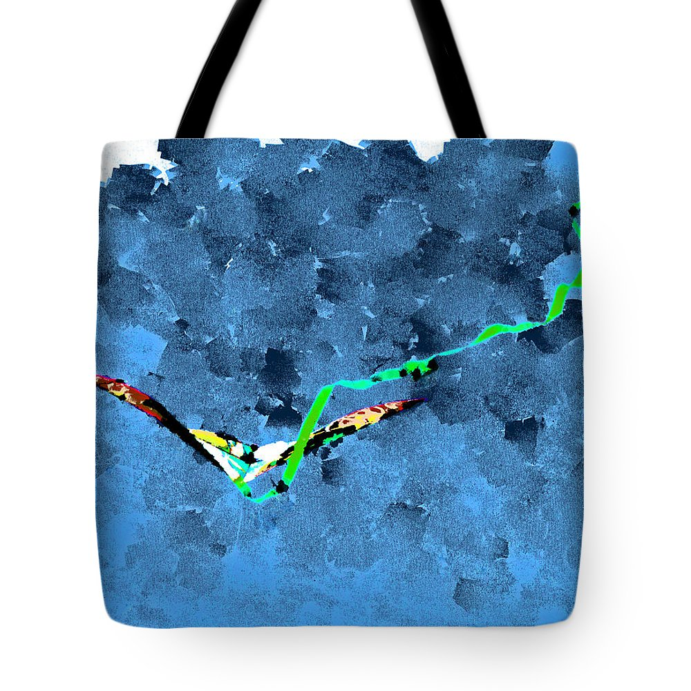 Lightning Tote Bag featuring the photograph Looking For Lightening by Steve Taylor