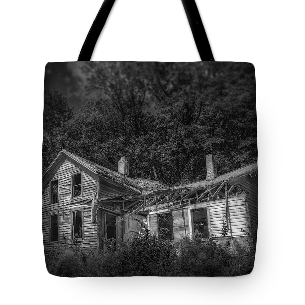 Decay Tote Bags
