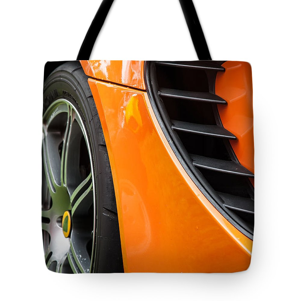 Lotus Tote Bag featuring the photograph Lotus IIi by Sabine Edrissi