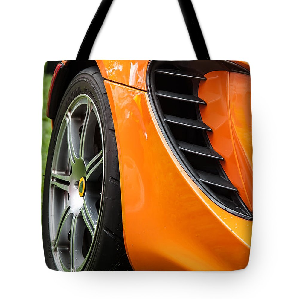Lotus Tote Bag featuring the photograph Lotus Iv by Sabine Edrissi