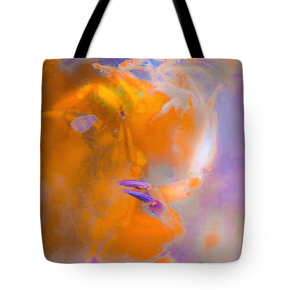 Louisiana Tote Bag featuring the photograph Louisiana Crab Boil by Tina Vaughn