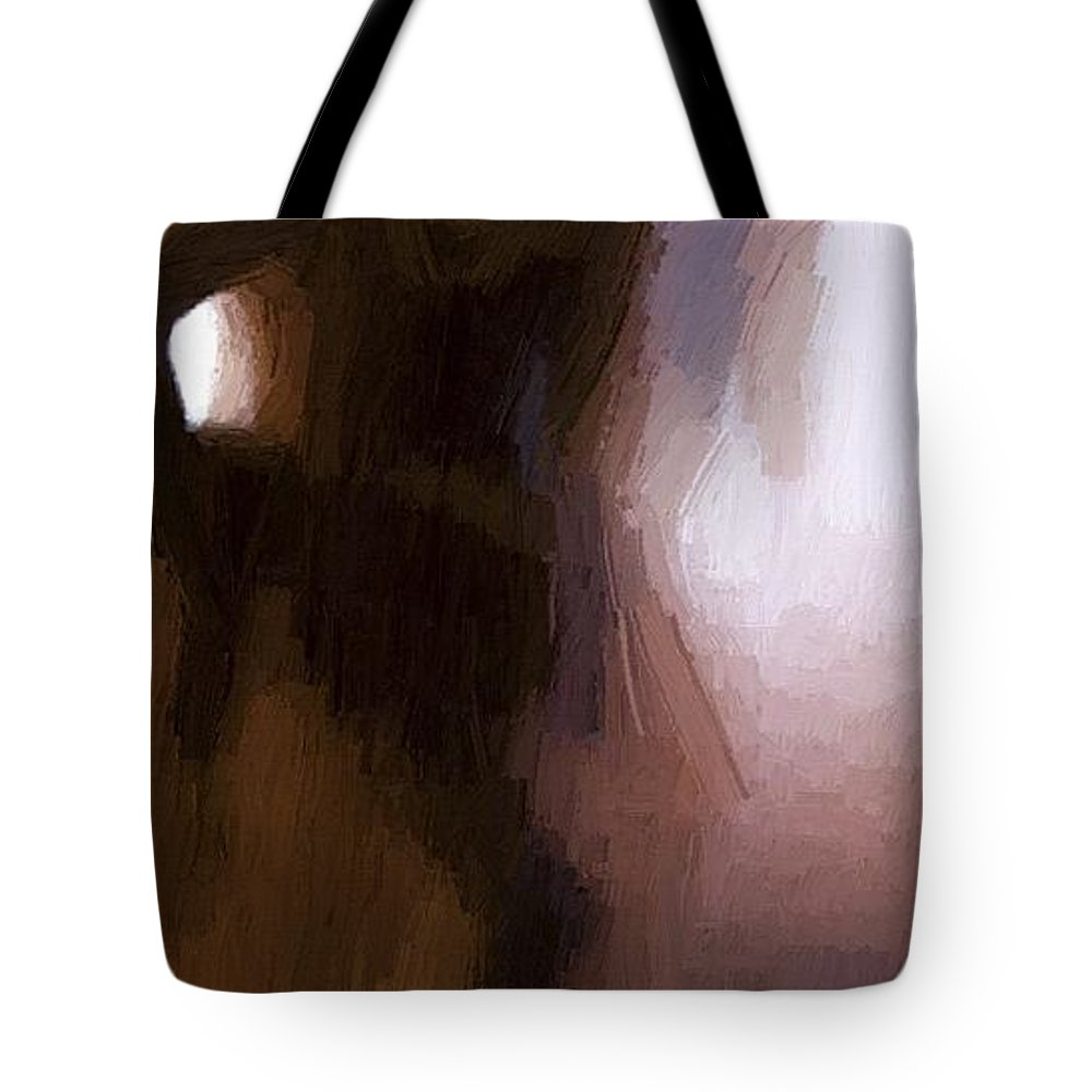 Tits Tote Bags