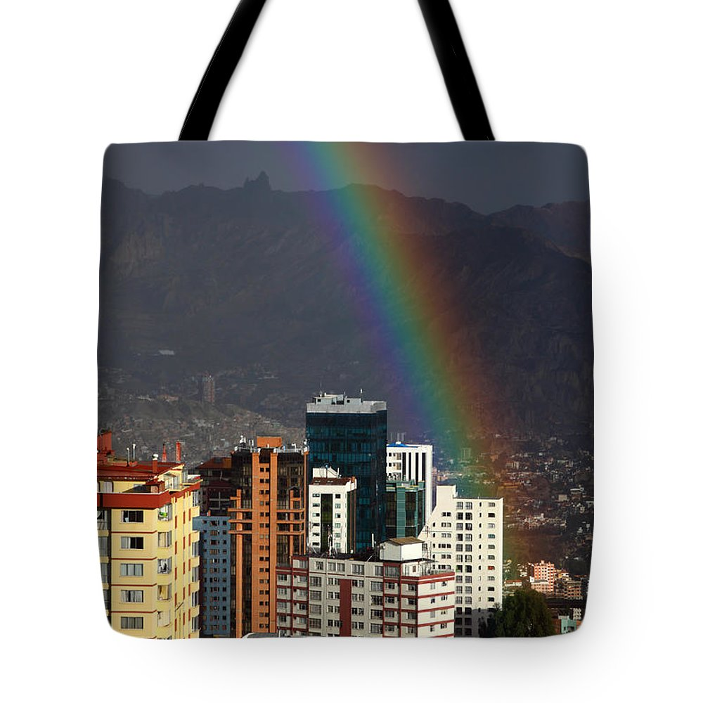 La Paz Tote Bag featuring the photograph Lucky For Someone by James Brunker