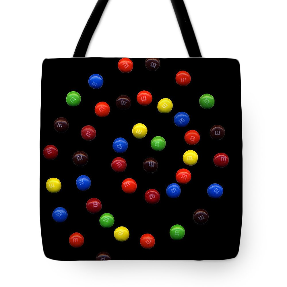 M Tote Bag featuring the photograph M And M 3 by Marilyn Hunt