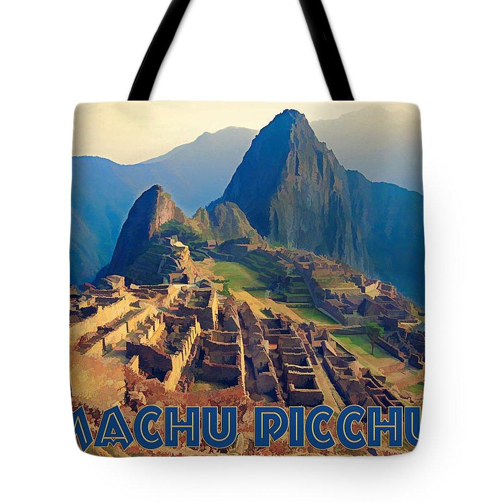 5a94e3424 Machu Picchu Peru South+america Mountains Andes Ruins Travel Poster Travel+poster  Souvenir Memento