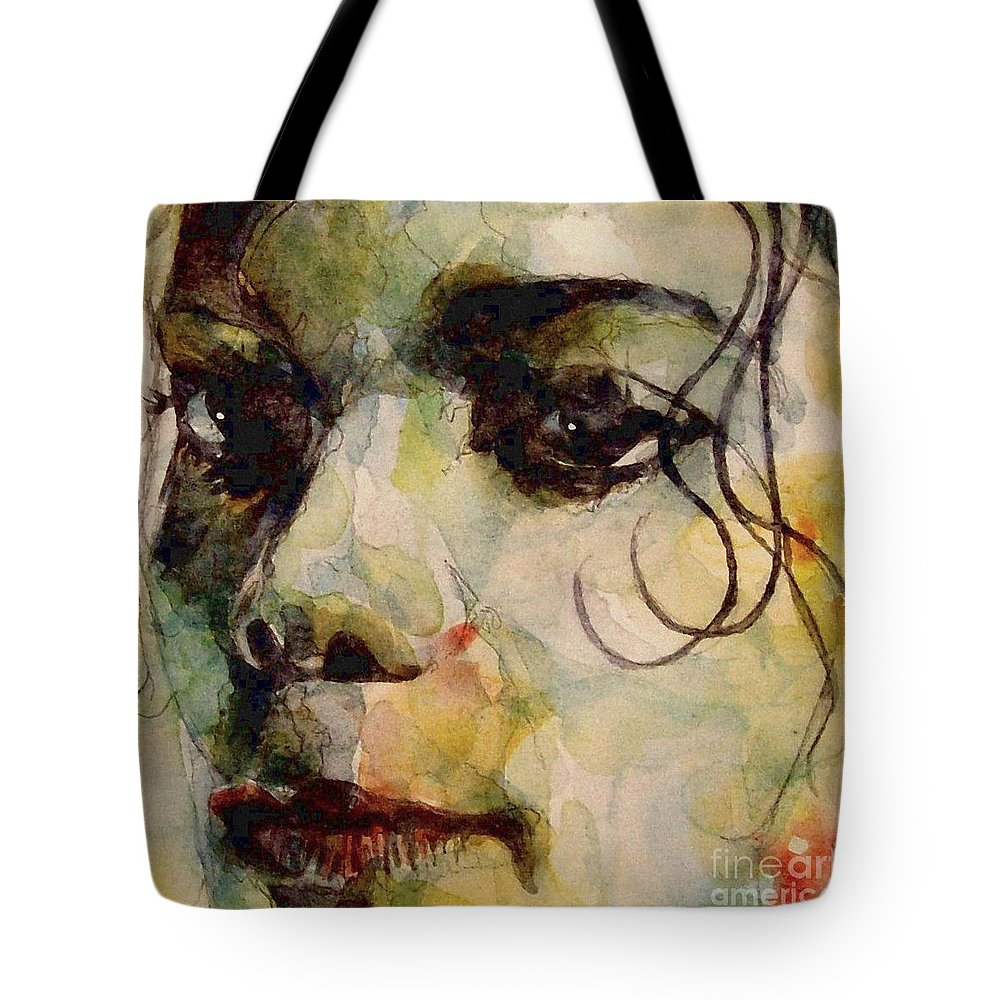 Michael Jackson Tote Bags
