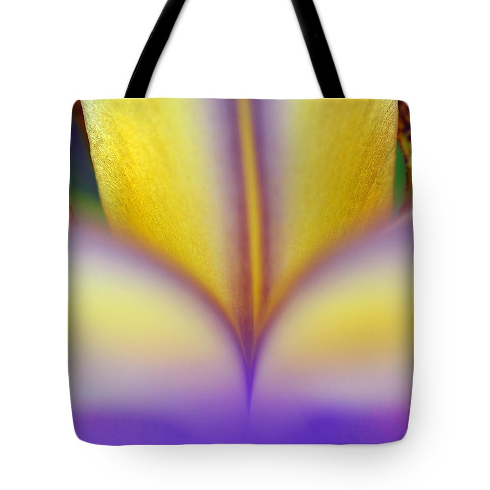 Flower Tote Bag featuring the photograph Mantra Of Beauty. Wisdom Inside by Jenny Rainbow