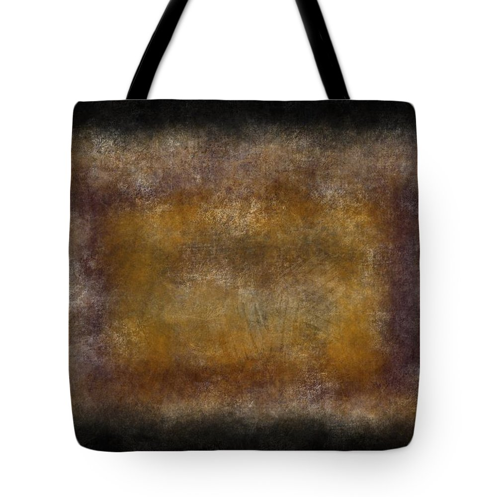 Yellow Tote Bag featuring the painting Massanutten Iv by Julie Niemela