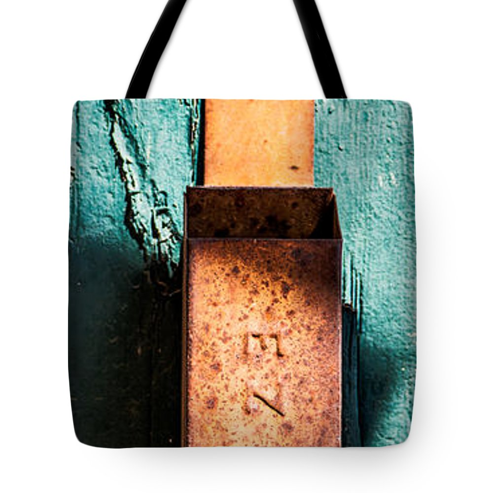 Techatticup Gold Mine Tote Bag featuring the photograph Match Box by Onyonet Photo Studios