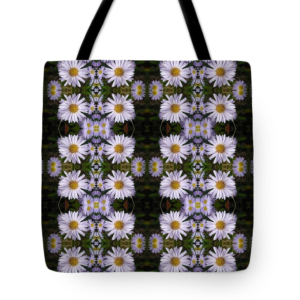 Mauve Tote Bag featuring the photograph Mauve Beauty Pattern by Nicki Bennett