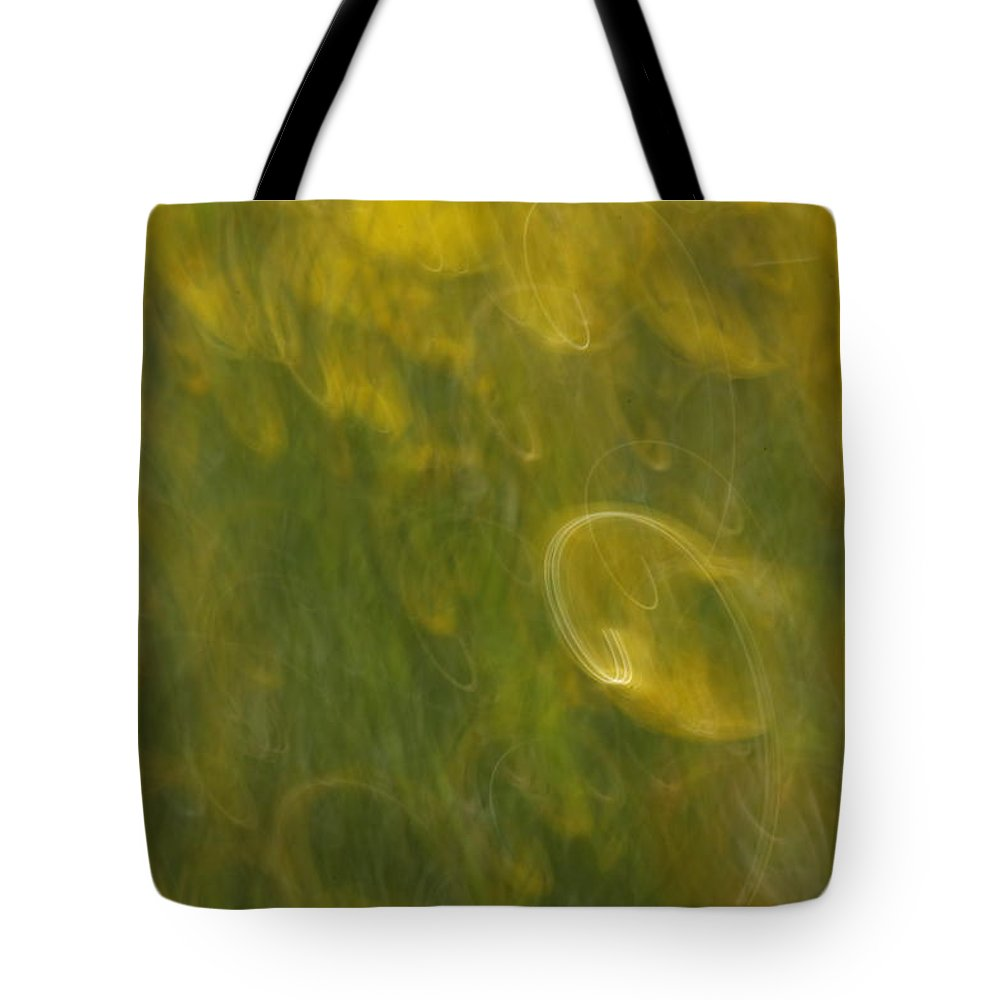 Swish1 Tote Bag featuring the photograph Meadow Sweep by Dreamland Media
