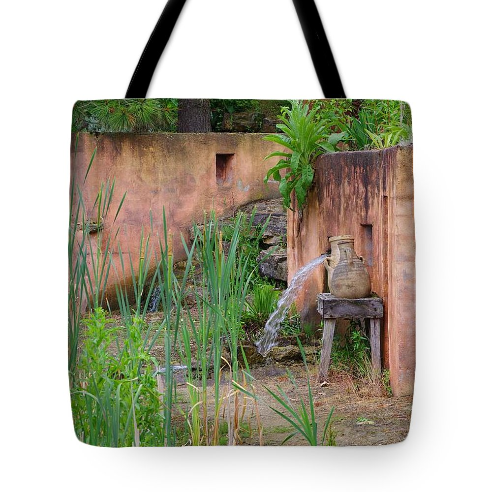 Tote Bag featuring the photograph Mexico by Gabi Siebenhuehner