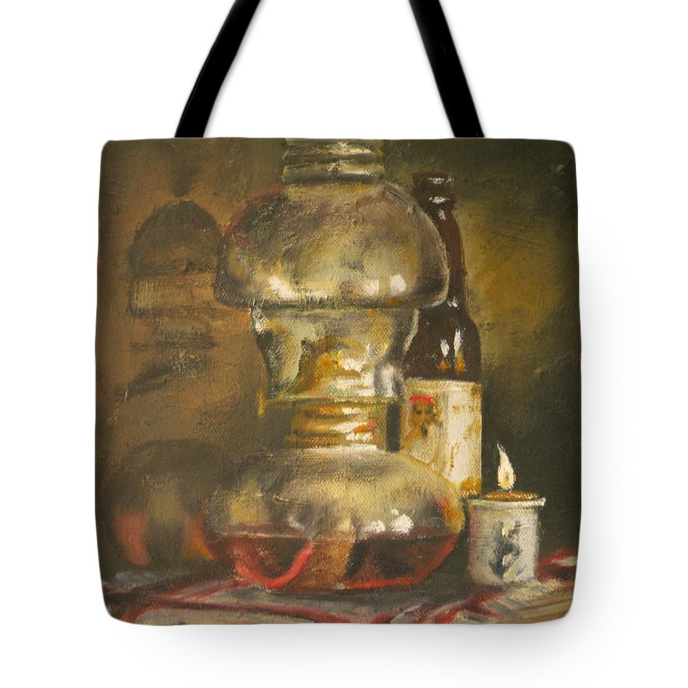 Mexico Tote Bag featuring the painting Mexico by Mia DeLode
