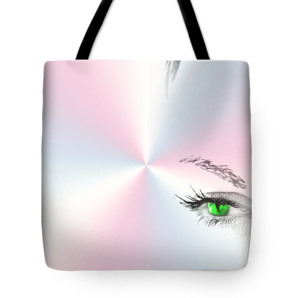 Yngve Alexandersson Tote Bag featuring the photograph Mind Over Body by Yngve Alexandersson