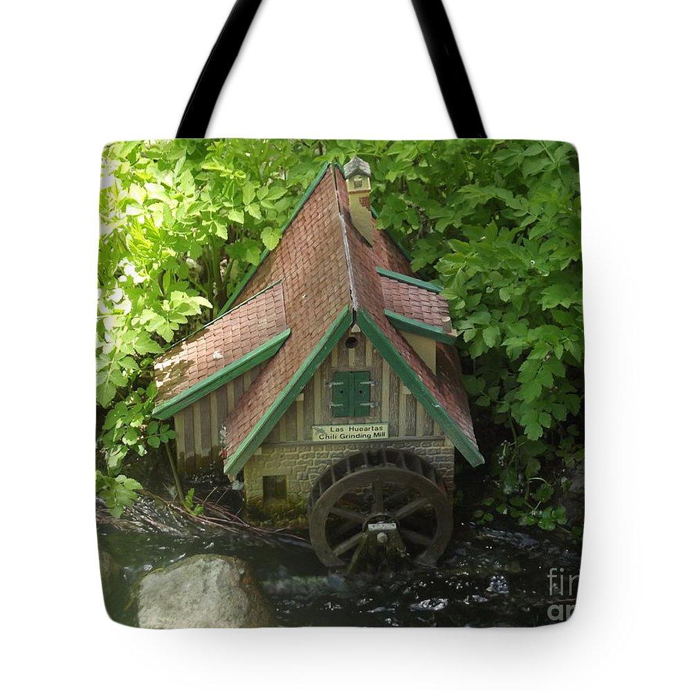 Miniature Tote Bag featuring the photograph Miniature 2 by Jennifer Lavigne