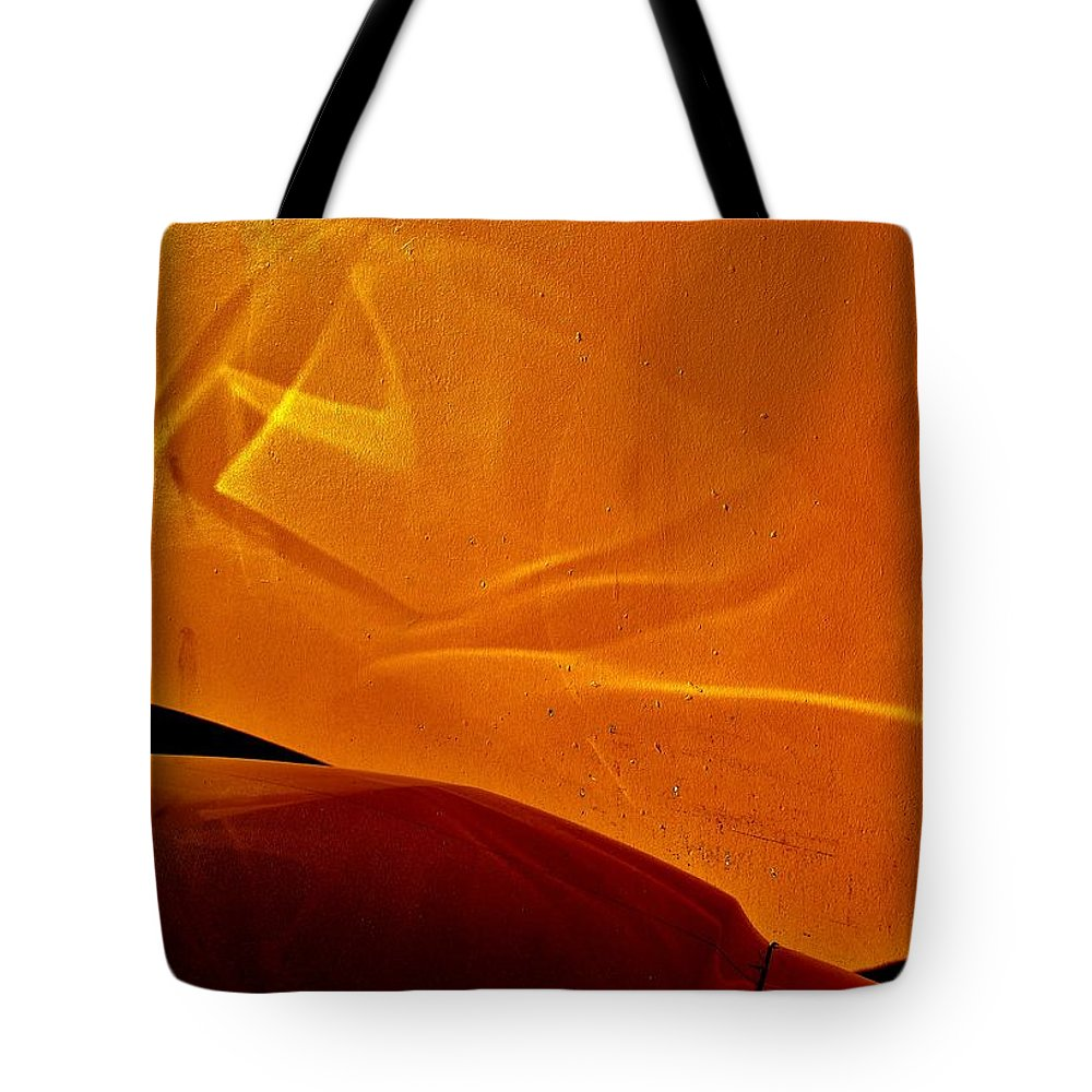 Tote Bag featuring the photograph Mirage by David Pantuso