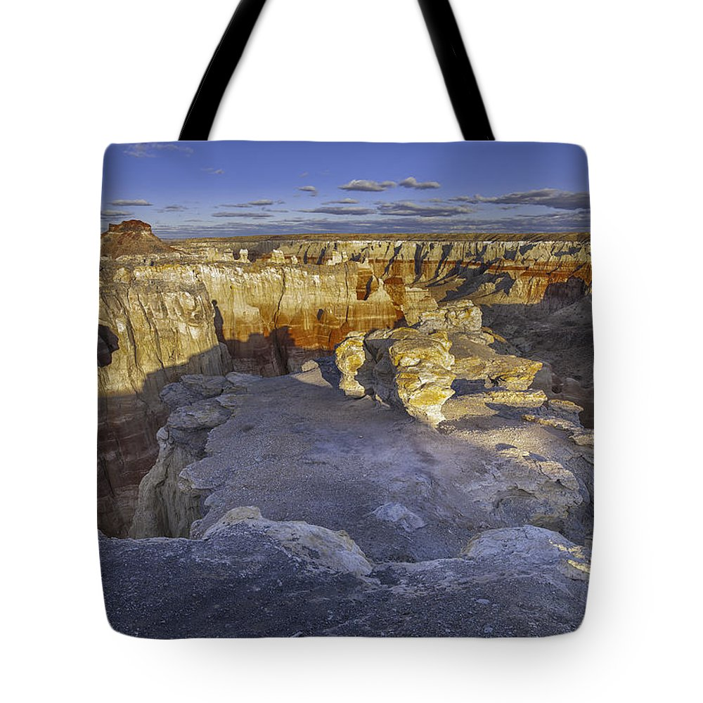 Butte Tote Bag featuring the photograph Monument Valley 4 by Ingrid Smith-Johnsen