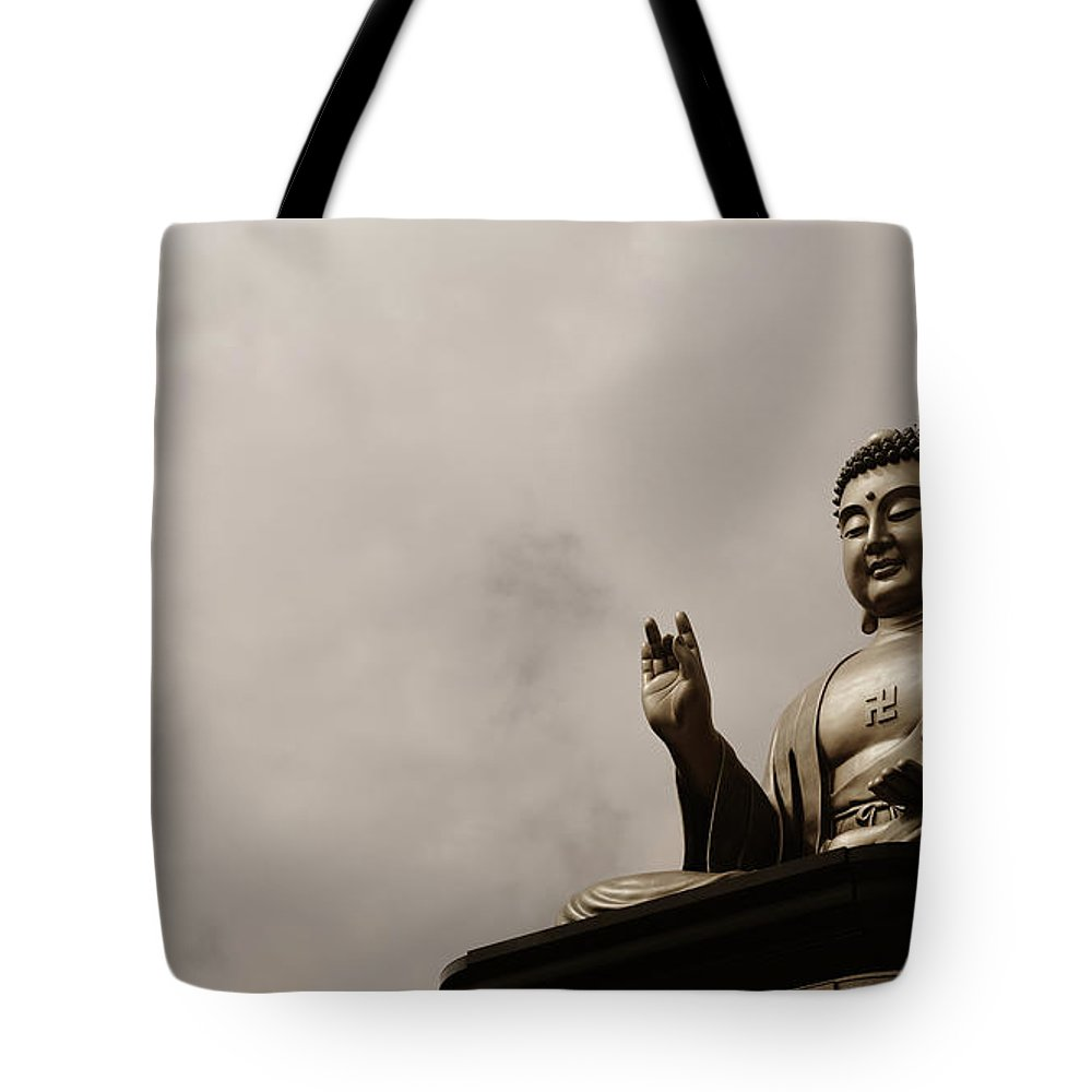 Tranquility Tote Bag featuring the photograph Monument by Welcome To Buy My Photos