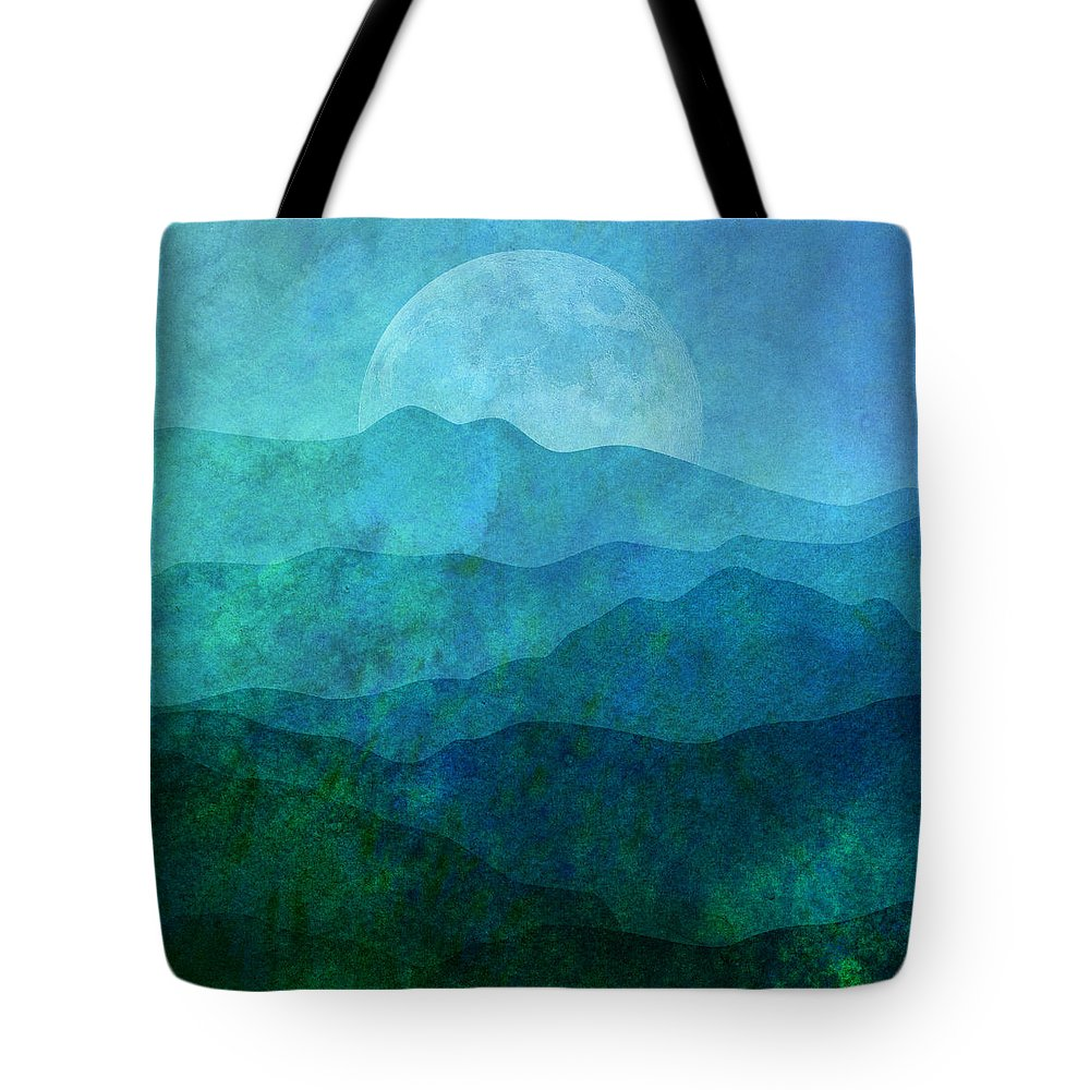 Moonlight Tote Bags