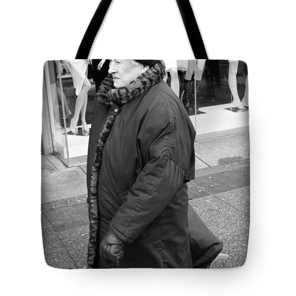 Vancouver Tote Bag featuring the photograph Mothers Little Shoes by The Artist Project