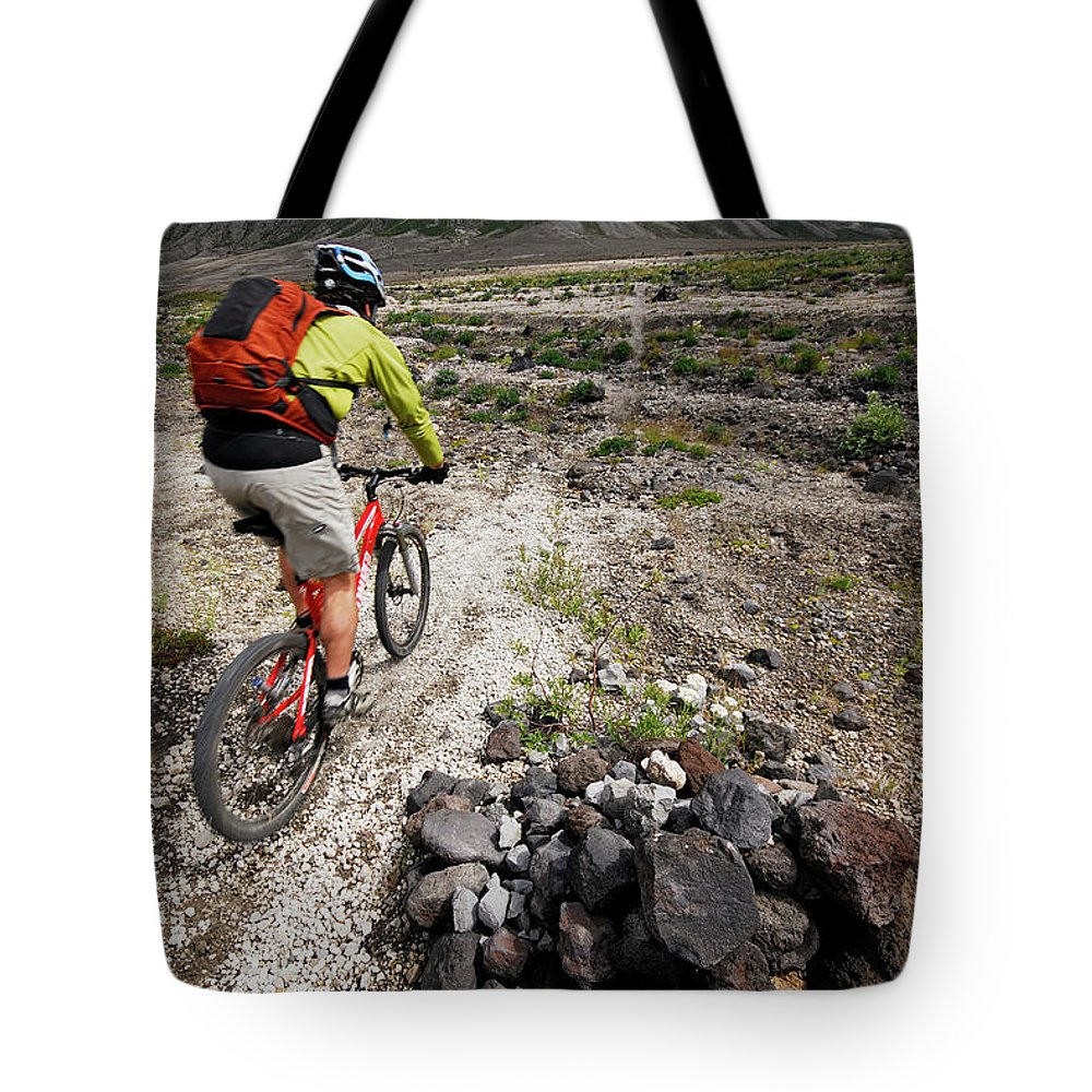 Pump Action Tote Bags