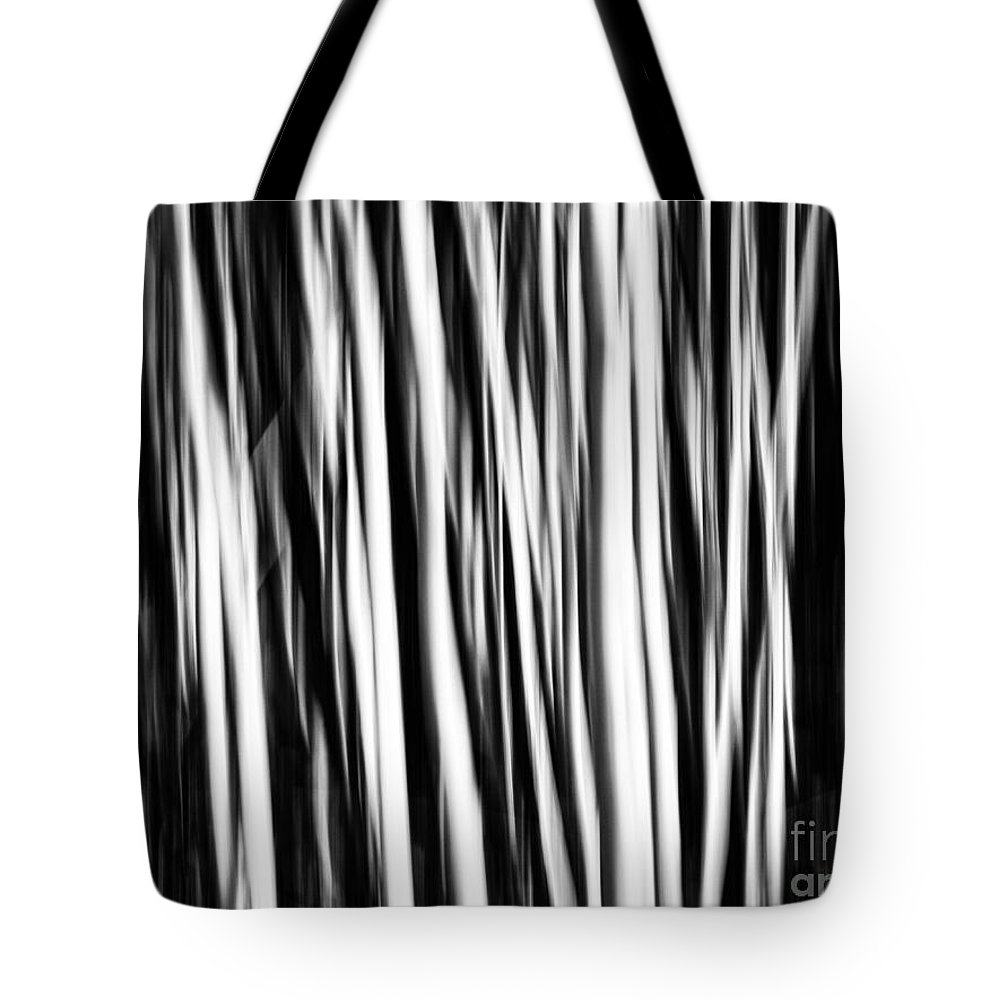 Movement One Tote Bag featuring the photograph Movement One by Brothers Beerens